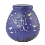 Girls Night Out Pot of Dreams